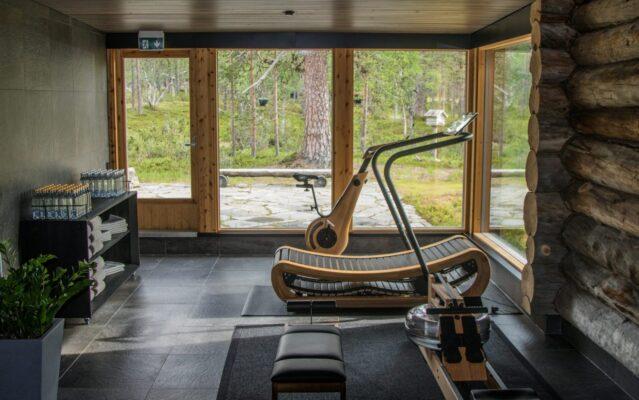Sustainable Gym Equipment