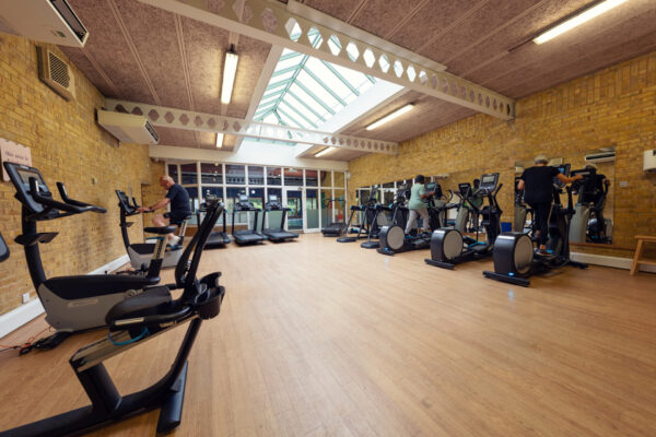 Commercial Gym Project