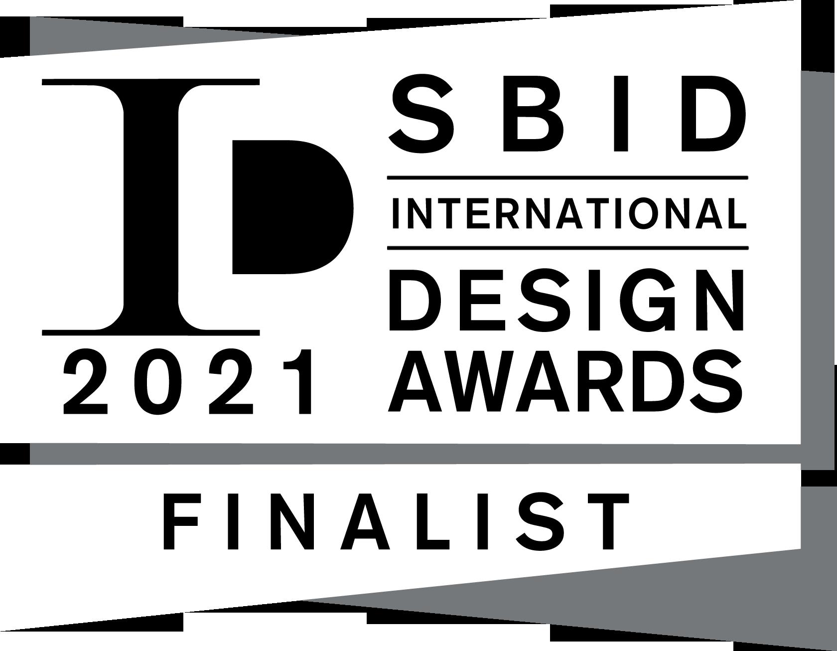 FINALIST SBID Awards 2021 Logo Landscape